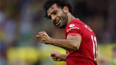 صورة رقم تاريخي لمحمد صلاح فى الدوري الانحليزي