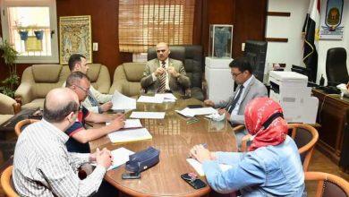صورة رئيس جامعة الأقصر يترأس الاجتماع الدوري لمجلس شئون الدراسات العليا والبحوث
