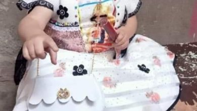 صورة العثور على طفلة متوفيه أعلى سطح المنزل بحلوان