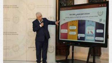 صورة عاجل .. وزير التعليم يصل ديوان الوزارة لاعتماد نتيجة الثانوية العامة 2021