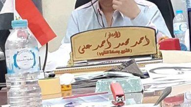 صورة النقيب يعلن استعدادات نقابة المعلمين لتكريم أوائل شهادات التعليم الفني