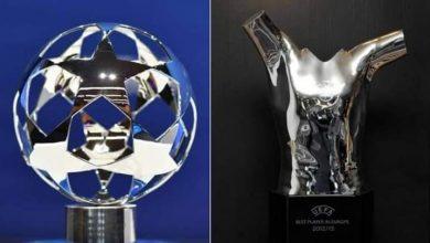 صورة رسمياً.. جوارديولا ومانشيني وتوخيل المرشحين لجائزة مدرب العام في أوروبا