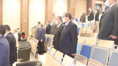 صورة جامعة سوهاج تشارك في احتفالية هيئة تمويل العلوم والتكنولوجيا بالعلمين الجديدة