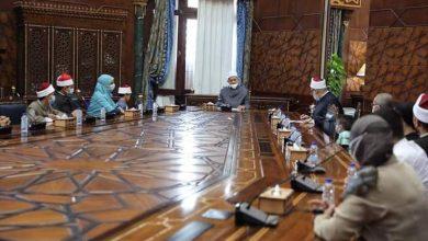 صورة الإمام الأكبر يكرم المتميزين والمبتكرين بالأزهر ويؤكد دعمه للإبداع والابتكار