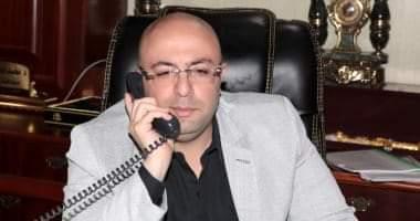 صورة محافظ بنى سويف يتابع أول حالة يتم حقنها بعلاج الضمور العضلى ضمن المبادرة الرئاسية