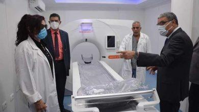 """صورة محافظ المنيا يتابع جاهزية مستشفى الحميات والصدر لمواجهة الموجة الرابعة من """"كورونا"""""""