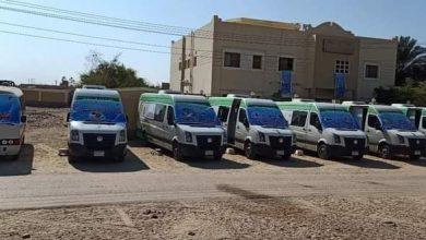 """صورة """"صحة المنيا"""" تنظم قافلة طبية بقرية بنى حسن الشروق بمركز أبو قرقاص"""