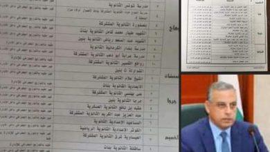صورة بقاء الأمر على ما هو عليه.. مدارس البلينا الثانوية بسوهاج تشكو من التنسيق