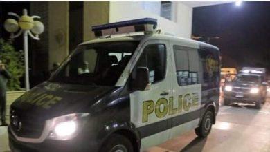 صورة القبض على رجل أعمال مصري مطلوب في 600 قضية
