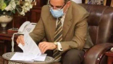 صورة محافظ كفر الشيخ يعتمد نتيجة الدور الثاني للشهادتين الإعدادية والمهنية
