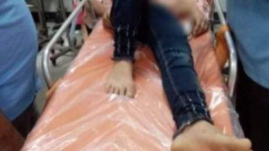 صورة مصرع طالب ثانوي بالشرقية