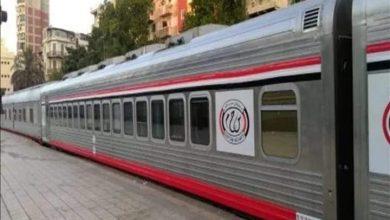 صورة استقبال السكة الحديد أولى عربات ثالثة مكيفة