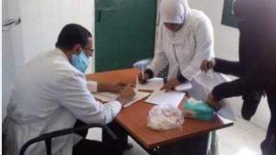 صورة صحة المنيا تنظم قافلة طبية بقرية بني حسن الشروق في أبوقرقاص