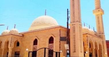 صورة أوقاف بنى سويف تفتتح مسجداً جديداً بكفر بنى على بمركز سمسطا