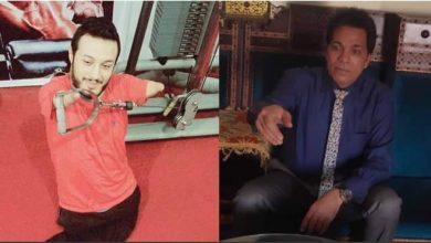 صورة رضا شوقي يتحدى الإعاقة بمبادرة قادرون على العطاء