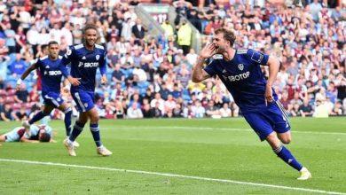 صورة الدوري الإنجليزي | ليدز يونايتد يخطف نقطة ثمينة أمام بيرنلي
