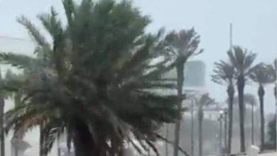 صورة نبيل أبوالياسين : يواسي ضحايا إعصار «آيدا» في الولايات المتحدة