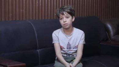 صورة تحرير طفل الغربيه بنجاح وسعادة عارمة من الأهالي