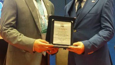 صورة حضور رئيس مجموعة عمال مصر بملتقى التعاون الاقتصادي التركي العربي الخامس عشر