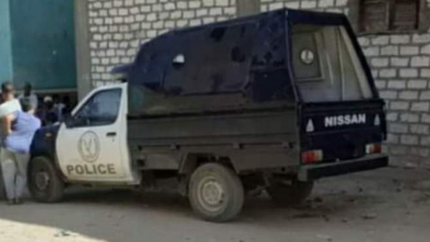 صورة كشف ملابسات واقعة قتل سيدة بمركز قوص بمحافظة قنا