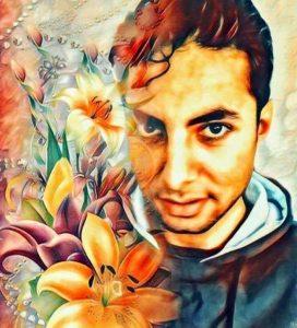 الفنان عمر خالد