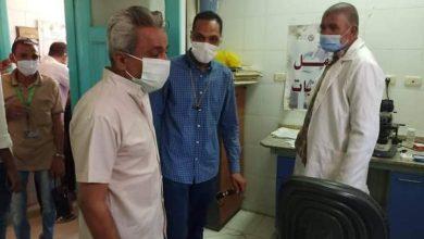 صورة الكشف على ١١٦٥ مواطن في قافلة طبية مجانية بقنا ضمن المبادرة الرئاسية حياة كريمة
