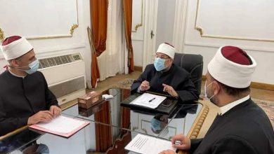 صورة وزير الأوقاف يناقش الخطة الدعوية مع قيادات القطاع الديني