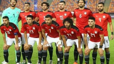 صورة مجموعات أفريقيا اليوم أبرز الأحداث تعادل مصر والجابون وفوز ناميبيا