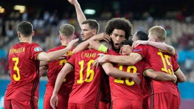 صورة بلجيكا تكتسح التشيك بثلاثية في تصفيات أوروبا المؤهلة لكأس العالم 2022