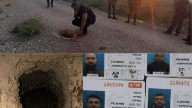 صورة هروب الأسرى الفلسطينيين الستة يصدم إسرائيل .. الهروب شبه افلام هوليود