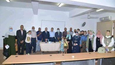 صورة جامعة الوادى الجديد تكرم الفائزين فى مسابقتى الجامعة والمجتمع وومضات رمصانية بالإذاعة المحلية