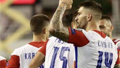 صورة كرواتيا تكتسح سلوفينيا بثلاثية في تصفيات أوروبا لكأس العالم 2022