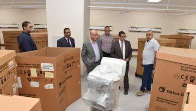 """صورة صندوق """"تحيا مصر"""" يدعم مستشفى سوهاج الجامعي الجديد بـ33 ماكينة غسيل كلوي"""