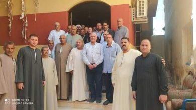 صورة بالصور.. نقابة الفلاحين ببني سويف تحتفل بعيد الفلاح السنوي