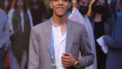 """صورة الصحفي """"خالد صبرى"""" يطلق حملته الجديدة بعنوان """"ضد التعصب"""""""