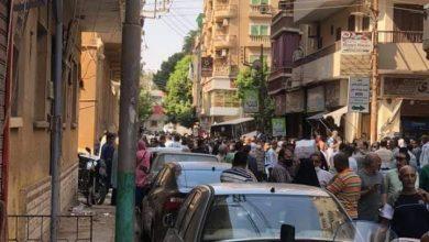 صورة قوات الأمن تخلي المنازل المحيطة بمجمع المحاكم وتشدد الرقابة على مداخل محافظة المنيا