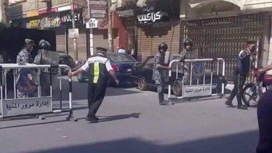 صورة الحياة تعود إلى محيط مجمع محاكم المنيا والأمن يسيطر على الموقف