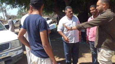 صورة طاقة أمل من حياه كريمه تصل قرية أولاد مرجان بديرمواس