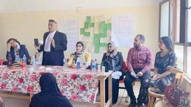صورة المجلس القومي للمراة بالمنيا ينظم ندوة وقافلة طبية بقربة كوم المحرص ملوي