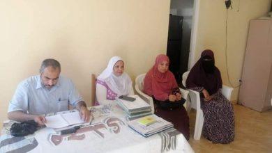 صورة انعقاد الجمعية العمومية العادية لمركز شباب ابوخلقه بديرمواس