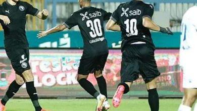 صورة بيراميدز يقصي سموحة بثلاثية ويتأهل لربع نهائي كأس مصر