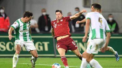 صورة بايرن ميونيخ يحقق فوزا مهما علي نظيره غرويتر في الدوري الألماني