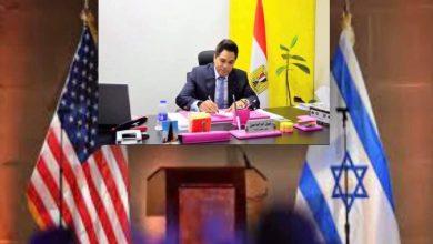 صورة وجهان لعملة واحدة•• الإحتلال الأمريكي للعراق والإسرائيلي لفلسطين!!