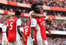 صورة أرسنال يضرب توتنهام بثلاثية في الدوري الإنجليزي