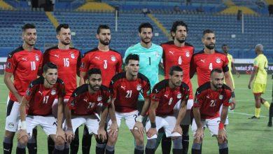 صورة تشكيل منتخب مصر لمواجهة ليبيريا الودية اليوم