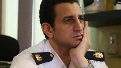 صورة رضا يحيى نصار يتقدم بخالص العزاء لأسرة الرائد محمود يوسف
