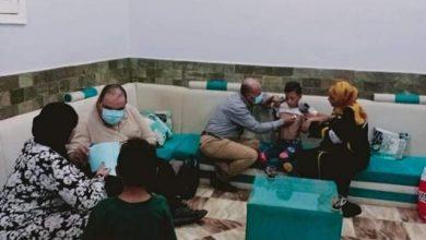 صورة الناصري بالمنيا يقيم قافلة طبية ويوقع الكشف الطبي علي 80 حالة .. بقرية طوخ بالمنيا