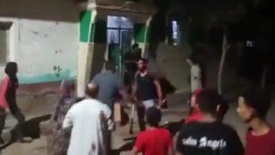 صورة خلاف أسري يتحول لساحة قتال بمطاي بمحافظة المنيا