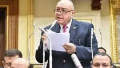صورة نائب بلقاس بالدقهليه وحيد قرقر يحتفظ بمنصب وكيل لجنة النقل والمواصلات بمجلس النواب