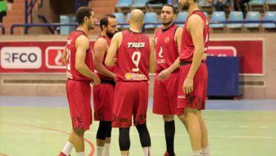 صورة الأهلي يقصي الاتحاد السكندري رغم الريمونتادا ويصعد لنهائي البطولة العربيه لكرة السلة